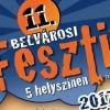 Belvárosi Fesztivál 2017 - Fellépők és INGYENES program itt!