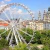 2017-ben is forog a Budapest Eye! Jegyek és nyitvatartás itt! Próbáld ki ingyen!