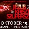 Jézus Krisztus Szupersztár 2017-ben Budapesten az Arénában - Jegyek a Madách Színház előadására itt!