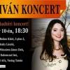 Burai Krisztiántól Korda Györgyön át Fásy Ádámig sokan fellépnek az INGYENES Szenes Iván koncerten!
