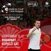 Tennis Davis Kupa 2017-ben Budapesten - Jegyek itt!