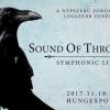 Sound of Thrones Symphonic LIVE - Trónok harca koncert Budapesten - Jegyek itt!