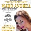 Jótékonysági koncert Mahó Andreával és sztárvendégeivel a Pesti Vigídóban - Jegyek itt!