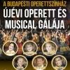 A Budapesti Operettszínház Újévi Operett és Musical Gálája Szegeden  - Jegyek és fellépők itt!