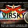 VIRSKY Ukrán Népi Együttes turné 2018-ban Magyarországon - Jegyek és helyszínek itt!