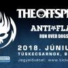 The Offspring koncert 2018-ban Budapesten a Tüskecsarnokban - Jegyek itt!