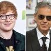 Ed Sheeran és Andrea Bocelli közös dalt készített!