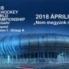 Jégkorong Világbajnokság 2018-ban Budapesten az Arénában - Jegyek itt!