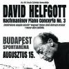 David Helfgott koncert 2018-ban Budapesten az Arénában - Jegyek itt!