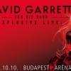 David Garrett koncert 2018-ban Budapesten - Jegyek a magyarországi aréna koncertre itt!