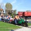 Egy napra INGYENES a Vasúttörténeti Park tavasszal!
