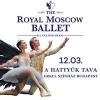A Moszkvai Balett Budapesten 2019-ben - A hattyúk tava az Erkel Színházban - Jegyek itt!