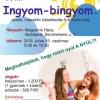 Ingyom-bingyom interaktív zenés bábjáték Budapesten!