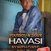 A 7 seconds című dal énekese, Youssou N'Dour koncertezik 2018-ban Budapesten - Jegyek itt!