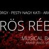 Vörös Rébék musical Budapesten az Arénában - Jegyek itt!