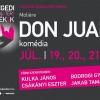 Don Juan 2019-ben az Újszegedi Szabadtéri Színpadon - Jegyek és szereplők itt!