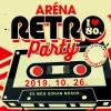 Aréna Retro Party 2019-ben Budapesten! Jegyek itt!