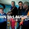 John McLaughlin & The 4th Dimension koncert a MOM Sportban! Jegyek itt!