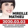 Mireille Mathieu koncert 2020-ban Budapesten a Papp László Sportarénában - Jegyek itt!