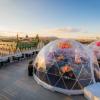 Buborékbár nyílt Budapest felett!