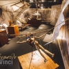Leonardo da Vinci: Művész – Feltaláló – Zseni -Jegyek itt!