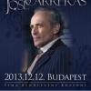 José Carreras koncert Budapesten 2013-ban a SYMA Csarnokban! Jegyek itt!