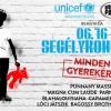Unicef koncert a Budapest Parkban sztárokkal!
