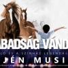 Szabadság vándorai DEMJÉN musical Budapesten a Nemzeti Lovas Színházban - Jegyek itt!