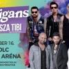 Hooligans koncert 2020-ban Miskolcon a Generali Arénában - Jegyek itt!