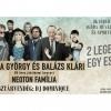 Korda György és Balázs Klári, Neoton Família koncert Szombathelyen az Agorában - Jegyek itt!
