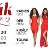 Radics Gigi, Tolvai Reni, Dér Heni, Király Linda - Dívák karácsonya koncert a BOK Csarnokban!
