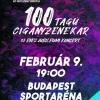 A 100 Tagú cigányzenekar 35 éves Jubileumi koncertje 2020-ban az Arénában - Jegyek itt!