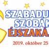 Jön a Szabadulószobák Éjszakája 2019 - NYERJ INGYEN SZABADULÁST!