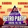 Aréna Retro Party 2. Budapesten az Arénában 2020-ban - Jegyek és fellépők itt!