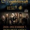Nightwish koncert 2020-ban a Budapest Sportarénában - Jegyek itt!