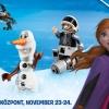 LEGO® Star Wars™ és LEGO® Jégvarázs 2 esemény az Alleeban