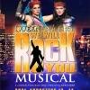 We Will Rock You musical 2021-ben a Bajai Szabadtérin - Jegyek a Queen musicalre itt!