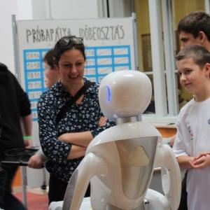 INGYENES Robot fesztivál Budapesten!