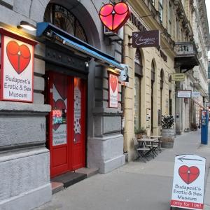 Erotika és Szex Múzeum nyílt Budapesten! Jegyek itt!