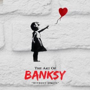 Eddig nem látott Banksy képet is kiállítanak Budapesten!