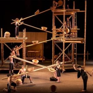 A O Show a bambusz cirkusz a Fővárosi Nagycirkusz Sátrában - Jegyek itt!