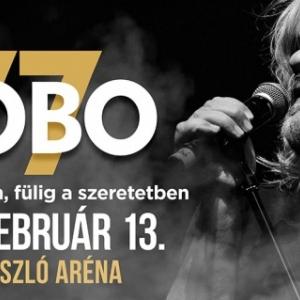 Hobo 75 Aréna koncert 2020-ban a Papp László Budapest Sportarénában - Jegyek itt!