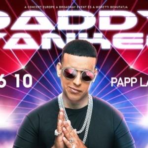 Daddy Yankee koncert 2020-ban Budapesten az Arénában - Jegyek itt!