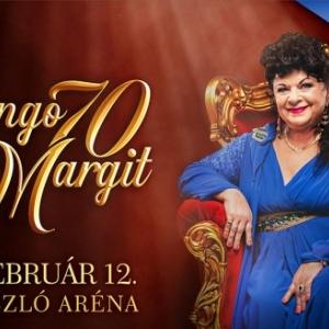 Bangó Margit koncert 2021-ben a Papp László Budapest SportArénában - Jegyek itt!