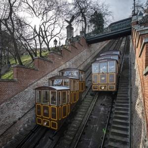 FÉLÁRON utazhatunk a Budavári Siklón!