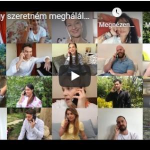 Anyák napi dal a Budapesti Operettszínház sztárjaival! Videót itt!
