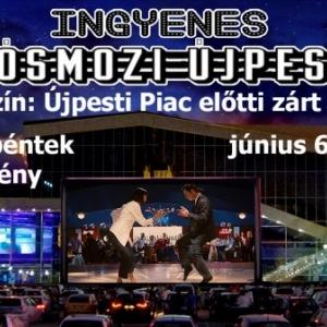 INGYENES Autósmozi nyílik Budapesten!