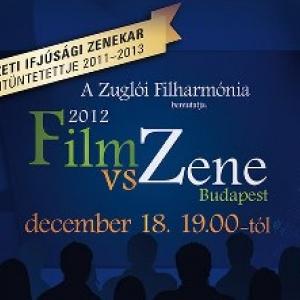 Film vs Zene koncert a Budapesti Kongresszusi Központban! Jegyek itt!