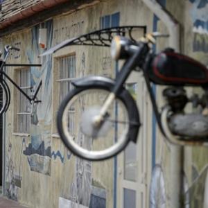 Kerékpármúzeum nyílt Magyarországon! KÉPEK ITT!