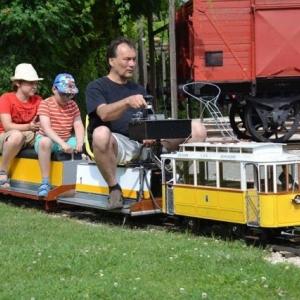 Szeptemberben egy napra INGYENES a Vasúttörténeti Park!